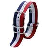 Netherlands Flag Nylon Replacement Band For Watch 20 22mm