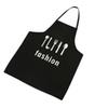 Fashion Leer Print Unisex Coon Antifouling Aprons Tool for Kitchen Cooking