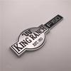 Custom Chrome brown and black KING RANCH est.1853 F150 Car emblem badge sticker nameplate logo