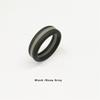 schwarz mit tiefem Grau
