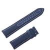 Reef Tiger RT Top Quality Black Nylon Leather Watch Strap for Men Nylon Strap Dive Watch Band Free Shopping RGA3035