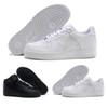 CORK For Men&Women High Quality One 1 casual Shoes Low Cut All White Black Colour Casual Sneakers Size US 5.5-12