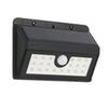 IP65 Waterproof PIR Motion Sensor 20 LED Solar Lights Outdoor Garden Patior Street Yard Decoration Solar Panels Wall Lamps