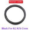 K2 KX Cross için Siyah
