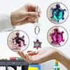 Großhandel Mode Pailletten Tier Glitter Keychain Charms Anhänger ...