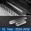 X1 2016-2019