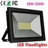 UL FCC LED Floodlight 200W 150W 100W 60W 30W 15W Reflector Led Flood Light Spotlight Waterproof Outdoor Wall Lamp Garden Projectors