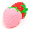 12cm big Colossal strawberry squishy jumbo simulation Fruit kawaii Artificial slow rising squishies queeze toys bag phone charm