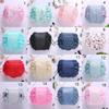 2018 New Vely lazy cosmetic bag Flamingo Unicorn print Drawstring bag Makeup big girls Handbags Travel Portable Cosmetic Pouch 16 styles