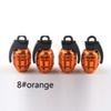 8 # arancione