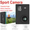 SJ4000 A9 Style Cheapest Copy for 2inch LCD Screen mini Sports Camera 1080P HD Action Camera 30M Waterproof Camcorders Helmet Sport DV EXCS