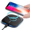 5V 2A Wireless Charger for Samsung Galaxy S8 S9 S7 USB Qi Wireless Charger for iPhone 8 X 8 Plus Wireless Charging Pad