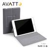 [AVATTO] 9.7 Inch Ultra Slim Bluetooth Tablet Keyboard Stand Protective Leather Case Cover For iPad Pro 9.7 tablet Keypad klavye