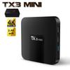 Original TX3 MINI Android TV Box 7.1 Amlogic S905W Krypton 2GB 16GB Android 4K Media Player with Retail Box