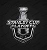 2018 Stanley Cup Playoffs Patch