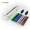 Leaf Buddi MINI Battery Charger Kit 280mAh with Bottom LED Light Function Variable Voltage Preheat Vape Battery For all Tank