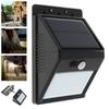 Waterproof Outdoor 28 LEDS Solar Motion Sensor Separable Light with 3 Modes Support Security Night Lamp for Garden   Wall LEG_23L