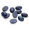 10pcs lot 10*14 13*18 18*25mm Lapis Lazuli Cameo Cabochon Natural Stone Beads Diy Cabochon Setting For Jewelry Accessories F5003