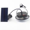 Hot Sale Outdoor 6LED Solar Power Emergency Rechargeable Lamp Outdoor Sport Solar Power Camping Tent Lamp Support Battery