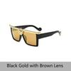 Black Gold Brown