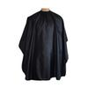 New Top quanlity Nylon Black Adjustable Haircut Cloak durable and comfortable hair shawls for hairdresser use in barber shop and hair salon