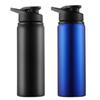 700ML Large Capacity Stainless Steel Bike Water Bottle Outdoor Sport Running Bicycle Kettle Drink Bottle Cycling Water Cups DH1108 T03