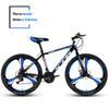 black blue 21-speed