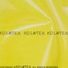 jaune avec gaine noire