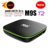 Original Quad Core Android TV Box M9S T2 Quad Core 1GB 8GB 4K H.265 1080P Video Streaming H3 Android TV Boxes Better MXQ PRO RK3229 S905W