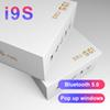 i9s Pop Out Connection TWS Dual Earphone Bluetooth 5.0 Headset Wireless Earbud with Handsfree Stereo Music With Charging Box TWS Bestsin