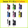 Top Quality imini Thick Oil Cartridges Vaporizer Kits 520mAh Box Mod Battery 510 Thread Liberty V1 Tank Wax Atomizer vape pen Starter vapors