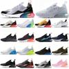 2019 new Airs 270 Cushion Sneakers Sports Designer Mens Running Shoes 27c Trainer Road Star BHM Iron Maxes Women Sneakers Size 36-45