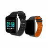 A6 Wristband Smart Watch Touch Screen Water Resistant Smartwatch Phone with Heart Rate Smart Bracelet Monitor Sport Running