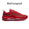 أحمر ليوبراد الأحمر