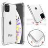 Transparent Shockproof Acrylic Hybrid Armor Hard Back Case Cover for iPhone 11 Pro Max XR XS MAX 8 7 Plus Samsung S10 Note10
