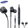 SAMSUNG Earphones Black IG955 3.5mm In-ear with Microphone Wire Headset for Samsung Galaxy S8 S9 Free Gift