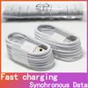 1M 3Ft Micro USB Sync Data Cable Charging Cords Charger Line With Retail Box Package for Samsung Galaxy S3 S4 S6 Edge LG HTC 5 6 Sony Nokia