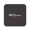 Factory MXQ PRO Android TV Box Amlogic S905W Quad Core 4K HD Smart Mini PC 1G 8G Wifi H.265 Smart Media Player