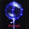 ضوء أزرق
