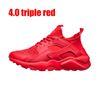 4.0 üçlü kırmızı