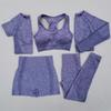 5 PC Set Purple