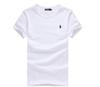 2018 brands fashion luxurys designers S-6XL Men's T Shirt Men Big small Horse crocodile tommy Camisa Solid Short Sleeve Summer Casual Camis