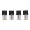 Hot Sell High Quality Thick Oil Cartridge Ceramic Coil Empty Pods Cartridge 0.7ml 1.0ml Vape Tank for juul Coco Battery Kit