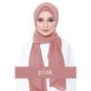 Hijab rosa L