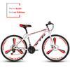 white red 21-speed