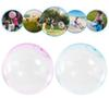 30CM Bubble Balloon Inflatable Funny Toy Ball Amazing Tear-Resistant Super Gift Inflatable Balls For Outdoor Play Water-filled TPR Ballons