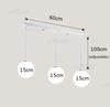 15cm*3pcs, long canopy