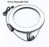 Apenas Ring Light de 25,5 cm