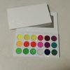 18 glitter colors