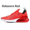 Habanero Red 36-45